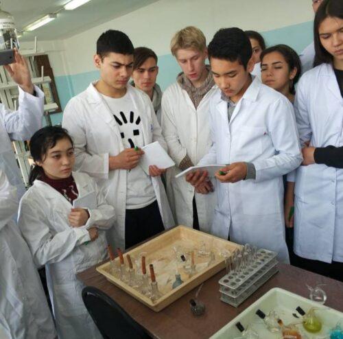 Научно-исследовательская деятельность школы